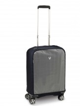 Roncato Accessories Pokrowiec zabezpieczający na walizkę małą bezbarwny/czarny