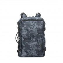 Pacsafe Vibe 40L Torba - Plecak turystyczny szary kamuflaż