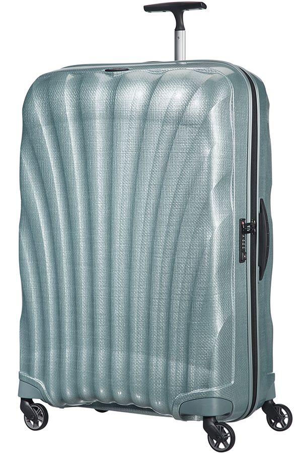4033c0439f6e9 Walizka twarda duża, 123 litry, 4 kółka, zamek TSA, materiał Curv ...