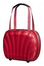 Samsonite Cosmolite Kuferek podróżny kosmetyczka czerwona