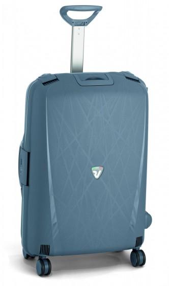 Roncato Light walizka średnia szara