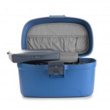 Roncato Beauty Kuferek podróżny kosmetyczka niebieska