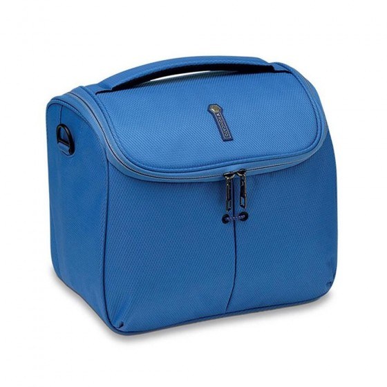 Roncato Ironik Kuferek podróżny kosmetyczka błękitny