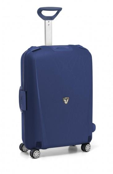 Roncato Light walizka średnia granatowa