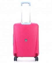 Roncato Light walizka mała kabinowa wiśniowa