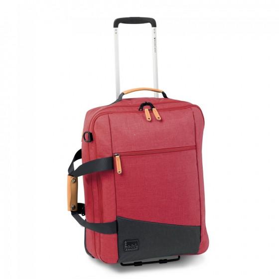 Roncato Adventure Torba podróżna na kółkach czerwona