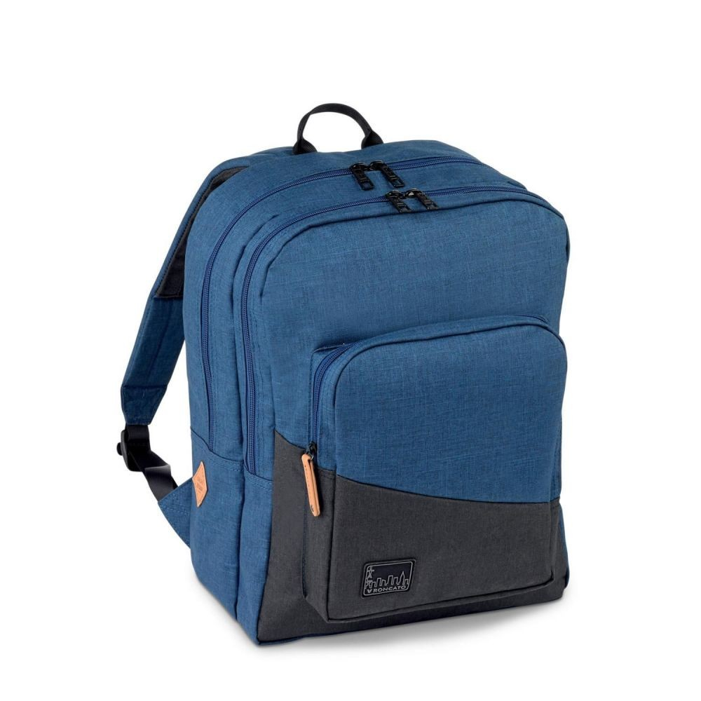 88e5e9dda35a0 Plecak 2-komorowy unisex, 25 litrów, Nylon, marki Roncato kolekcja ...