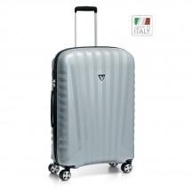 Roncato Uno ZSL PREMIUM Carbon Edition  Walizka duża biała