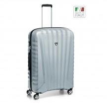 Roncato Uno ZSL PREMIUM Carbon Edition  Walizka średnia biała