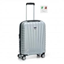 Roncato Uno ZSL PREMIUM Carbon Edition  Walizka mała biała