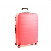 Roncato Box 2.0 Walizka duża różowa