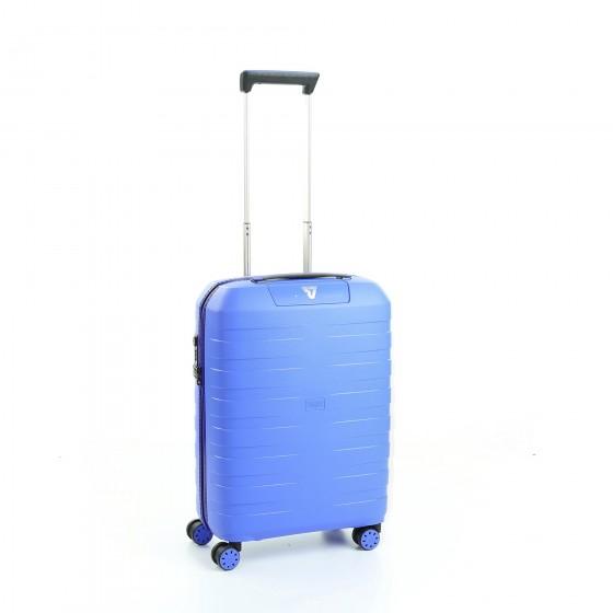 Roncato Box 2.0 Walizka mała błękitna