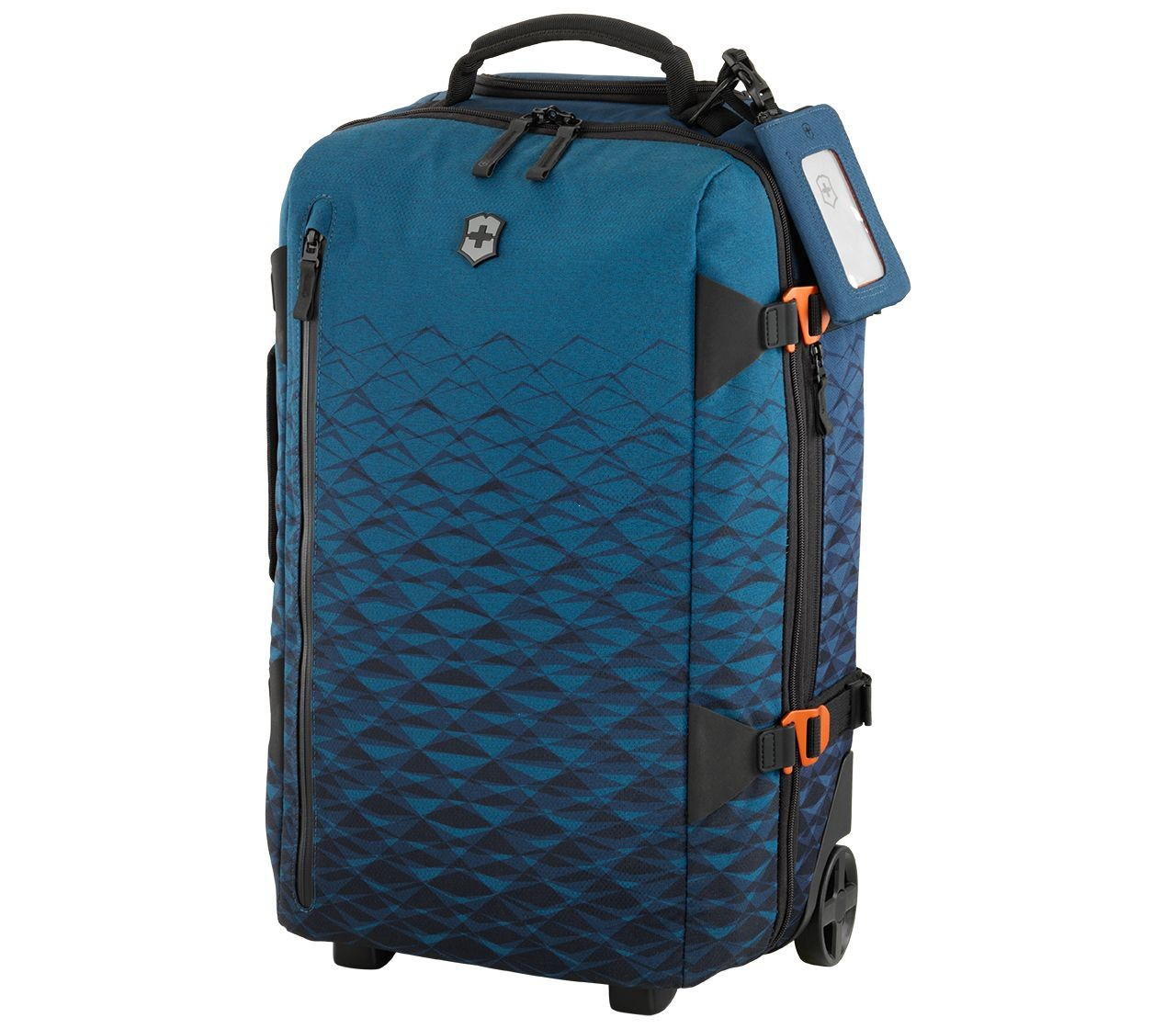 e04037e591979 Torba/Walizka podróżna kabinowa, 33 litry, 2 kółka, zamek TSA, marki ...
