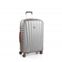 Roncato E-lite Limited Edition Walizka średnia tytanowa