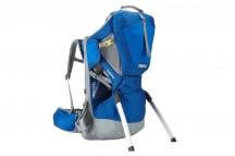 Thule Sapling Nosidełko turystyczne Child Carrier niebieskie