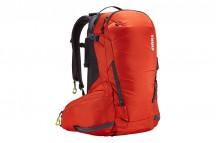 Thule Upslope Plecak narciarski/snowboardowy czerwony