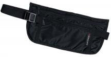 Roncato Accessories Sekretny portfel na pas czarny