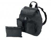 Travelite MiniMax Plecak składany czarny