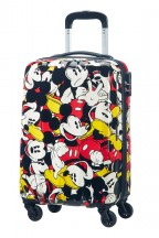 American Tourister Disney Legends Walizka mała Mickey Comics