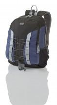 Travelite Basics Plecak miejski multikolor czarny