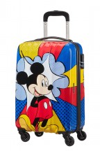 American Tourister Disney Legends Walizka mała Mickey Flash Pop