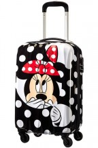 American Tourister Disney Legends Walizka mała Minnie Dots