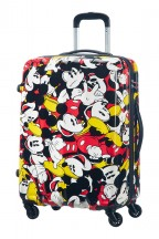 American Tourister Disney Legends Walizka średnia Mickey Comics