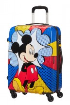 American Tourister Disney Legends Walizka średnia Mickey Flash Pop