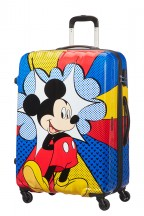 American Tourister Disney Legends Walizka duża Mickey Flash Pop