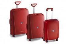 Roncato Light komplet 3 walizek czerwony