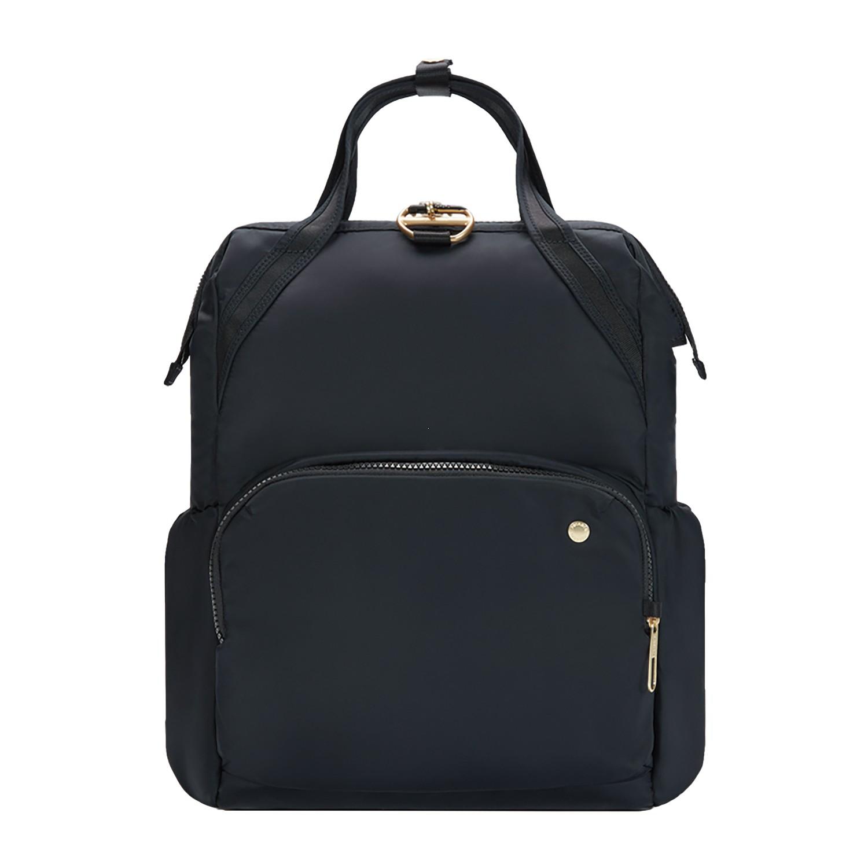 f851899019930 Pacsafe Citysafe CX backpack Torebka - Plecak damski czarny ...