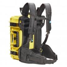 B&W International System plecaka do walizek specjalistycznych czarny