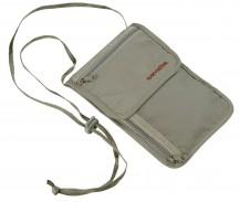 Travelite Accessories Sekretne etui na szyję beżowe