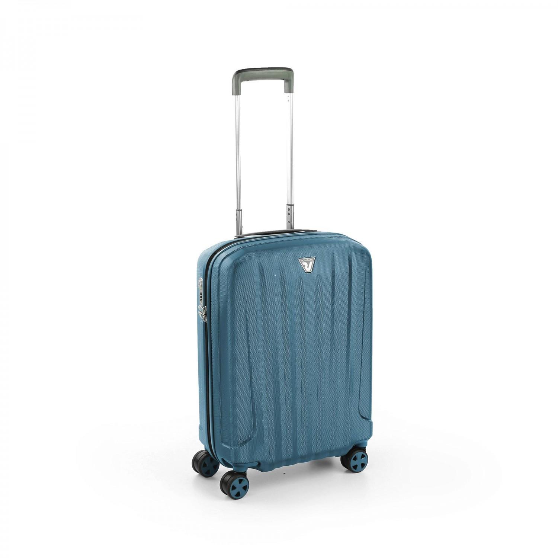 811654790015d Walizka mała kabinowa twarda, 40 litrów, 4 kółka, zamek TSA ...