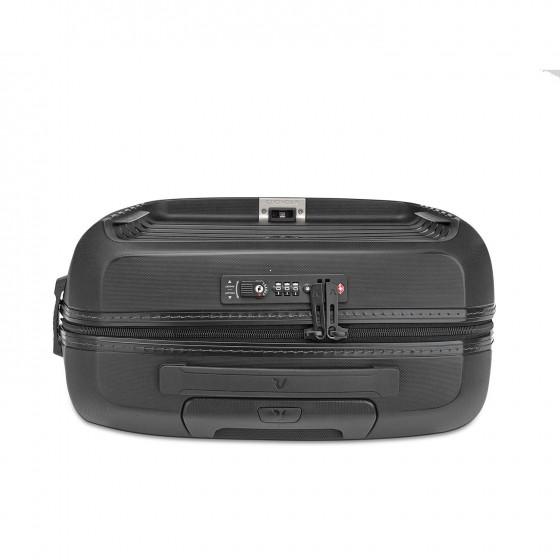 2e71c07fe89c0 ... Roncato D-Box Zestaw walizka mała i torba na laptopa czarna ...