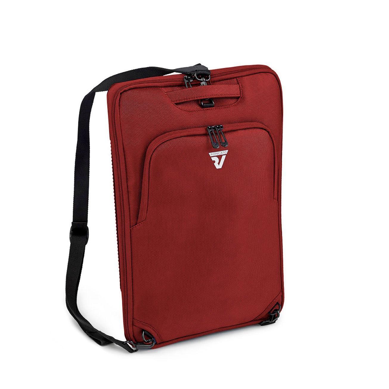 61c687150b0b5 Roncato D-Box Torba na laptopa czerwona ...