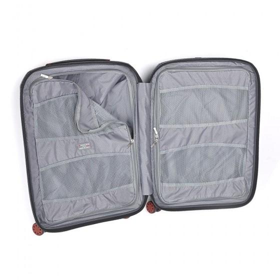 f79614f2d954b ... Roncato D-Box Zestaw walizka mała i torba na laptopa czerwona ...