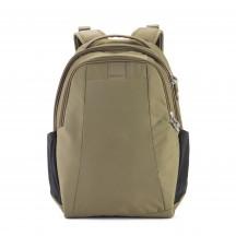 Pacsafe MetroSafe LS350 Plecak miejski khaki