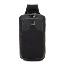 Pacsafe Venturesafe X sling pack Plecak na jedno ramię czarny