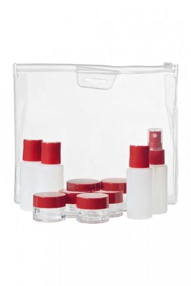 Wenger Kosmetyczka podróżna kabinowa przezroczysta