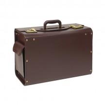 Dielle Diplomat Neseser kufer brązowy