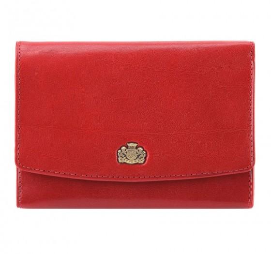 Wittchen Arizona Portfel damski czerwony