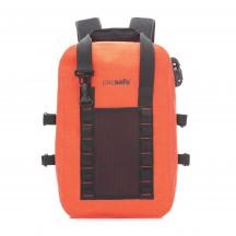 Pacsafe Dry Backpack 25L Plecak - sejf podróżny pomarańczowy