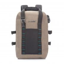 Pacsafe Dry Backpack 25L Plecak - sejf podróżny beżowy