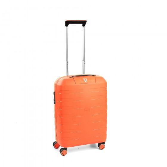 Roncato Box 2.0 Walizka mała pomarańczowa