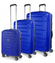 Modo by Roncato Starlight 2.0 Komplet 3 walizek niebieski