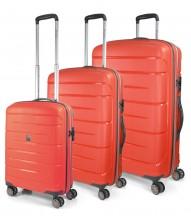 Modo by Roncato Starlight 2.0 Komplet 3 walizek pomarańczowy