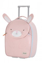 Sammies by Samsonite Happy Sammies Walizka dziecięca  Rabbit Rosie