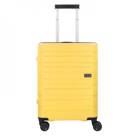 Travelite Kosmos Walizka mała żółta