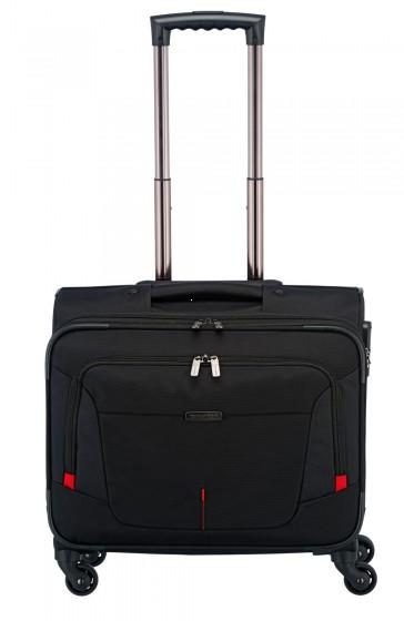 Travelite @Work Pilotka biznesowa czarna